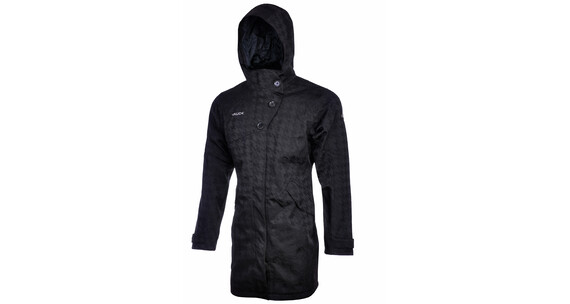 VAUDE Women's Tofino 3in1 Coat black